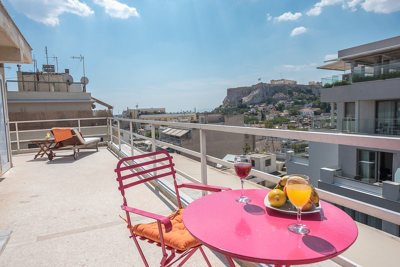 A ROOM WITH A VIEW, holiday rental in Athens