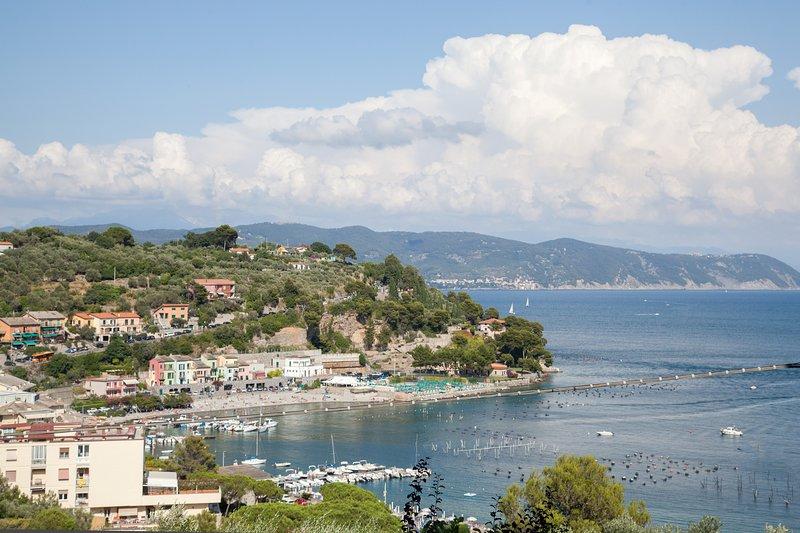 Anciua di Portovenere - casa vacanze, alquiler de vacaciones en Porto Venere