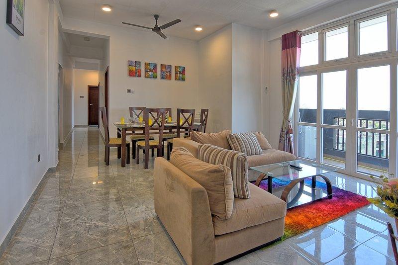 AKARA Apartments - Council Avenue, vacation rental in Dehiwala-Mount Lavinia