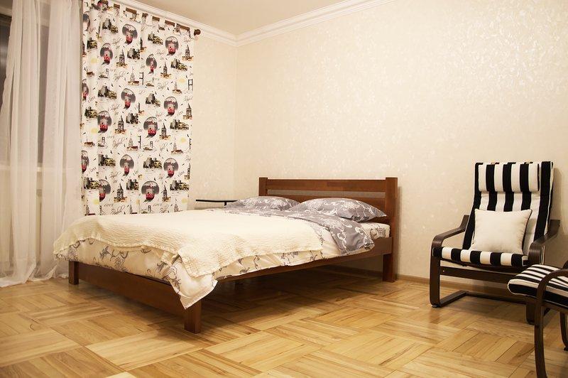 Reflect Apartment в центре Минска, casa vacanza a Regione di Minsk