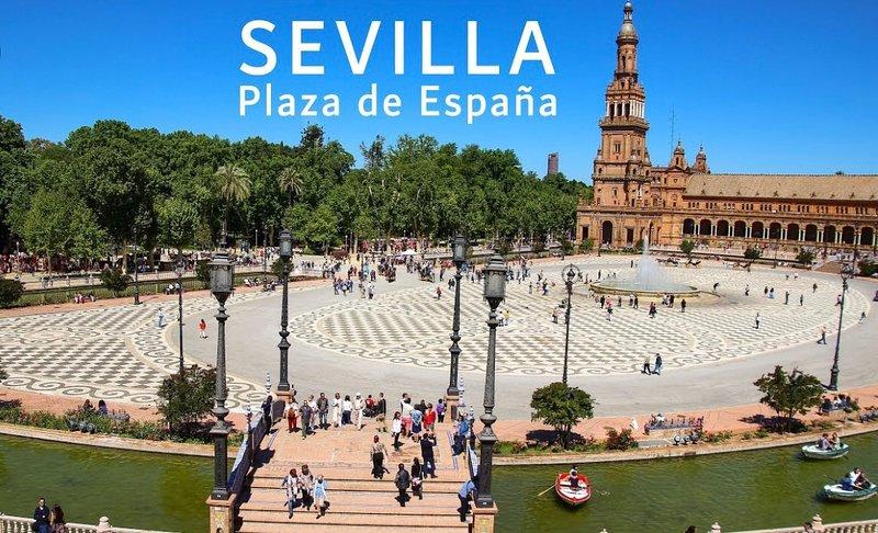 Siviglia (Plaza Spain, noleggio barche)