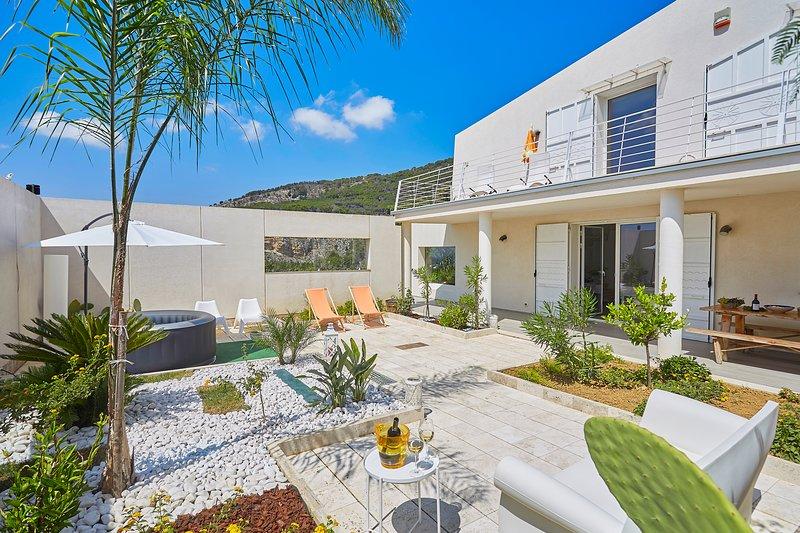 Villa Bonifato, holiday rental in Alcamo