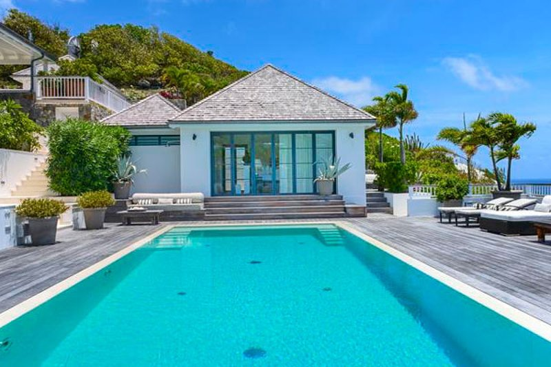 Villa Amalia | Ocean View - Located in Fabulous Marigot with Private Pool, Ferienwohnung in Marigot