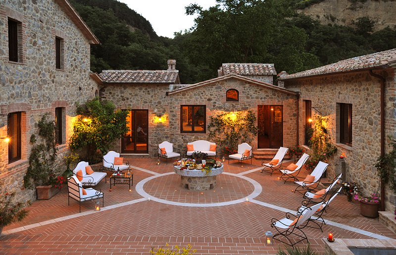 Casolare Antico Casolare Antico, holiday rental in Fabro Scalo
