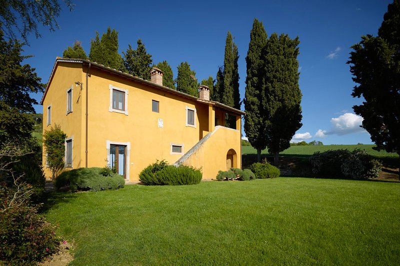 La Fonte La Fonte, holiday rental in Chianciano Terme