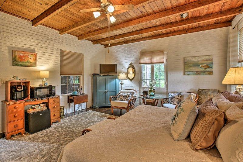 ¡Aproveche al máximo su escapada a Louisiana en este alquiler de vacaciones con 1 cama y 1 baño!