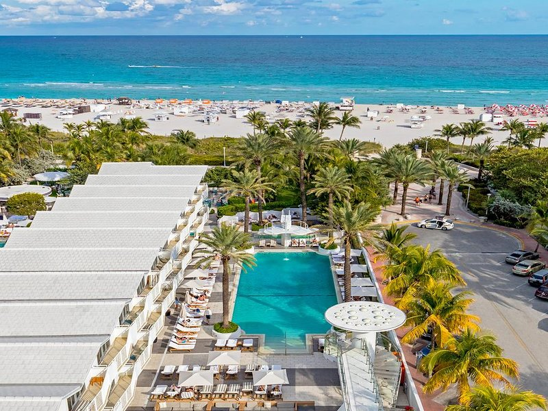 Shelborne South Beach Oceanfront Resort Has Washer And