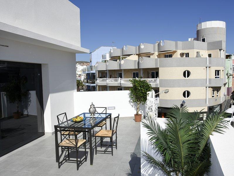 Pura Vida Beach Suite 2C, casa vacanza a Arguineguin