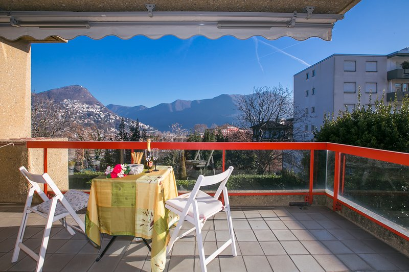 Lugano Lake View, vacation rental in Canton of Ticino