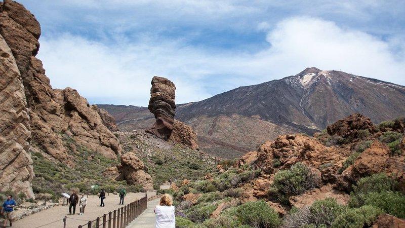 Teide National Park. Universal Heritage