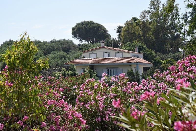 Casa di Kydoni, alquiler vacacional en Roumeli