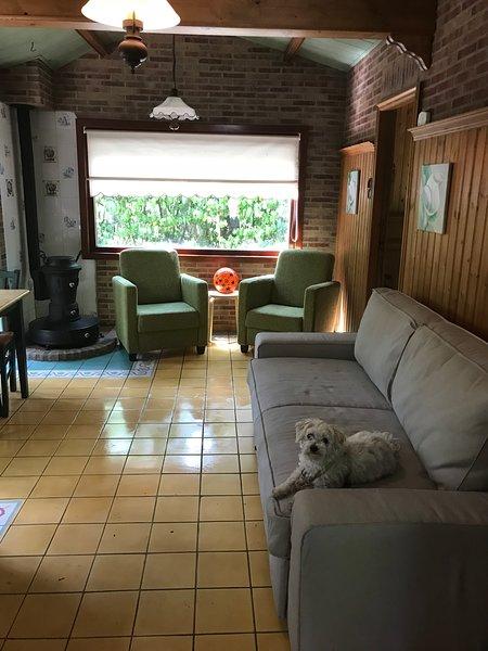 Prachtige rustige chalet te huur, vacation rental in Vaassen