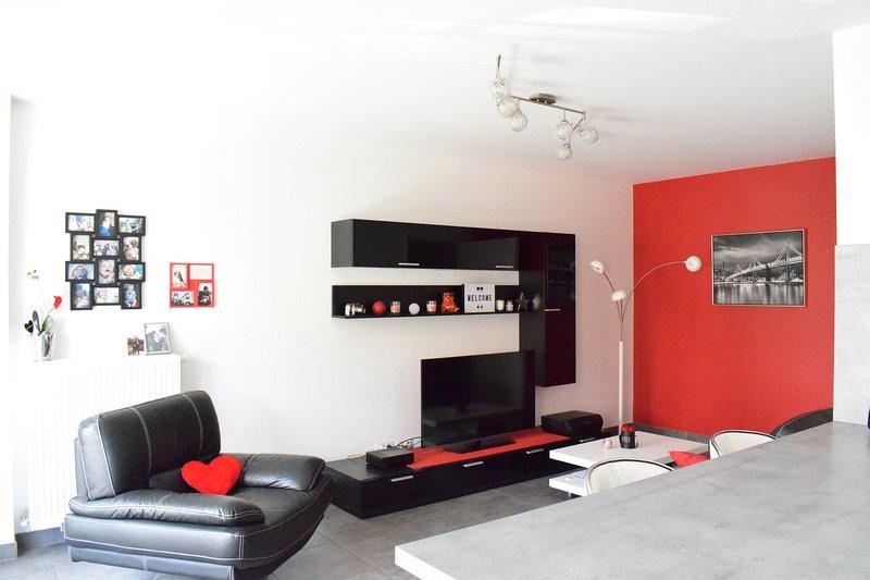 Appartement Cosy au coeur de woippy village, holiday rental in Kedange-sur-Canner