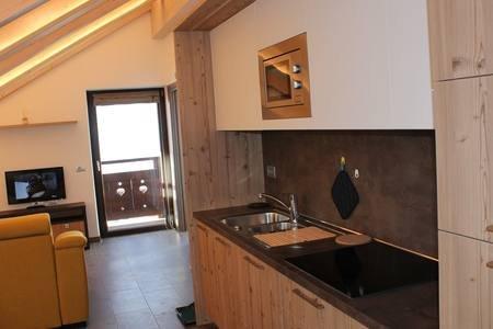 Mansarda Grace, Livigno centro, 4 Posti, holiday rental in Trepalle