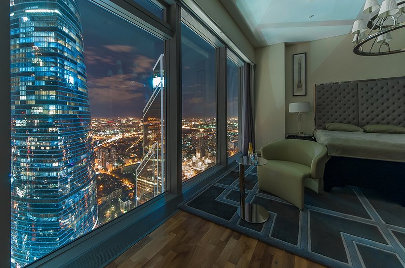 Apartments in Moscow City Tower Has Washer and Central Heating - UPDATED  2020 - Tripadvisor - Dorogomilovo Vacation Rental