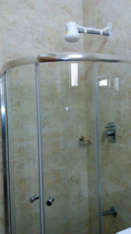 Instant Hot Shower