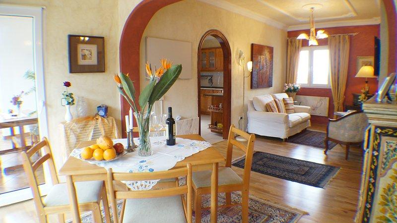 Apartment 2 in Casa Laura, holiday rental in El Tanque