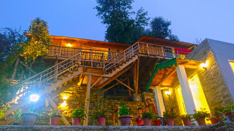 Treehouse Resort, vacation rental in Jageshwar