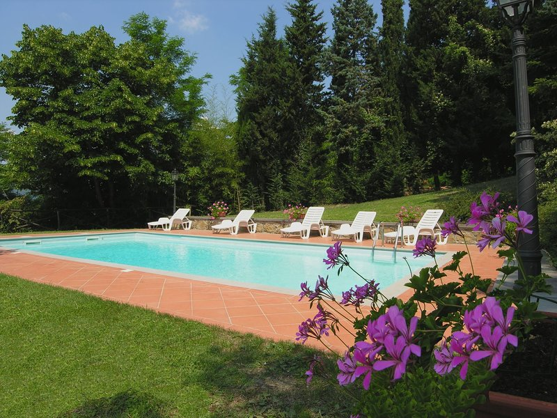 Villa Ponzalla, vacation rental in Borgo San Lorenzo