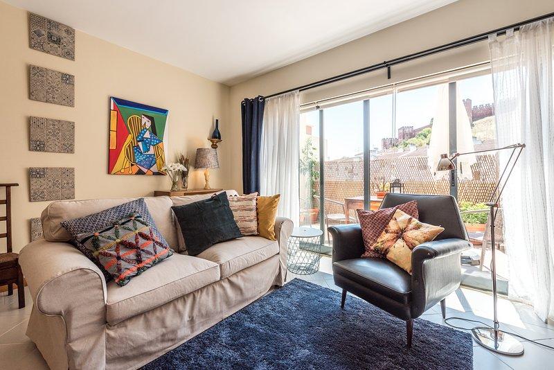 Varanda do Castelo - Silves - Charming Apartment, Ferienwohnung in Silves