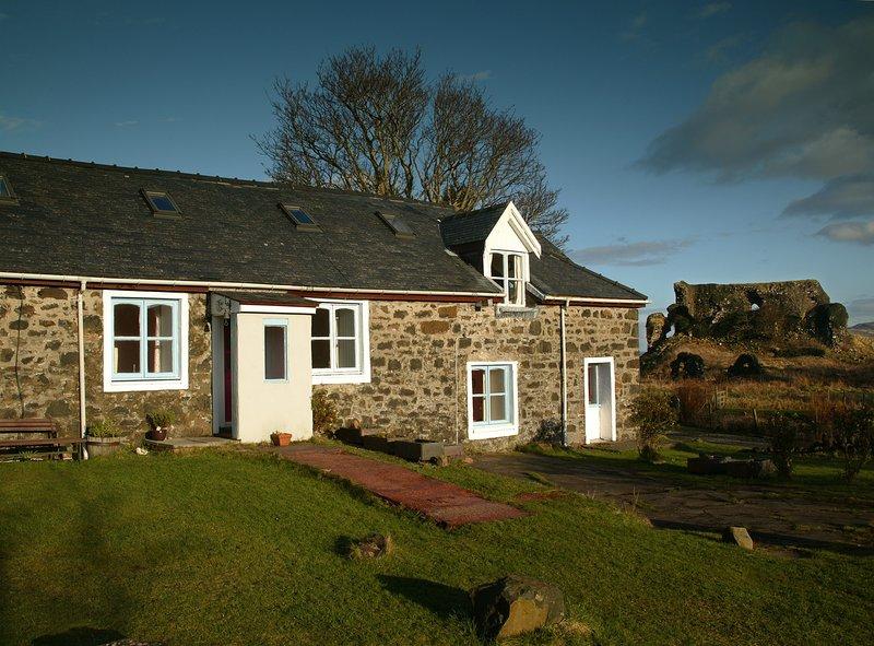 Dairy Cottage, location de vacances à Drimnin