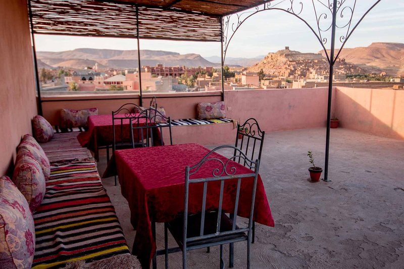 Big house with mountain view & Wifi, vacation rental in Ait Ben Haddou