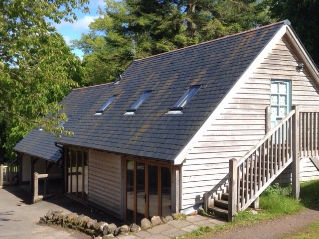 Finlaystone Barns, holiday rental in Langbank