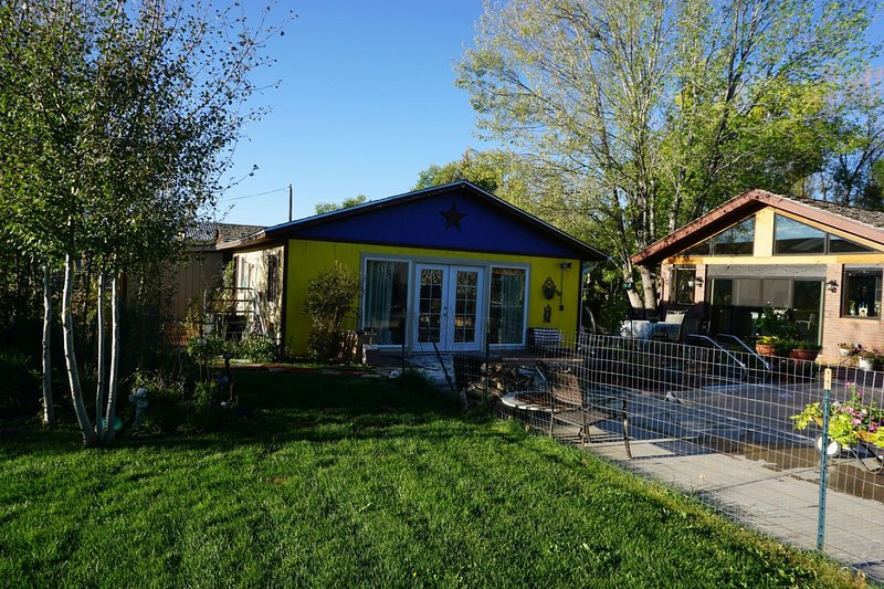 the Carriage House, holiday rental in Morrison