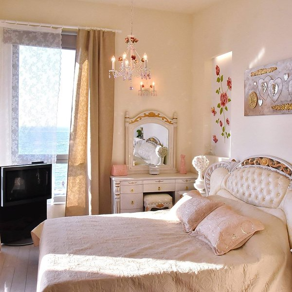 Luxurious stay just 15 meters away from the beach !