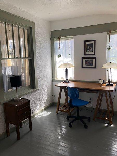 Sun room et bureau