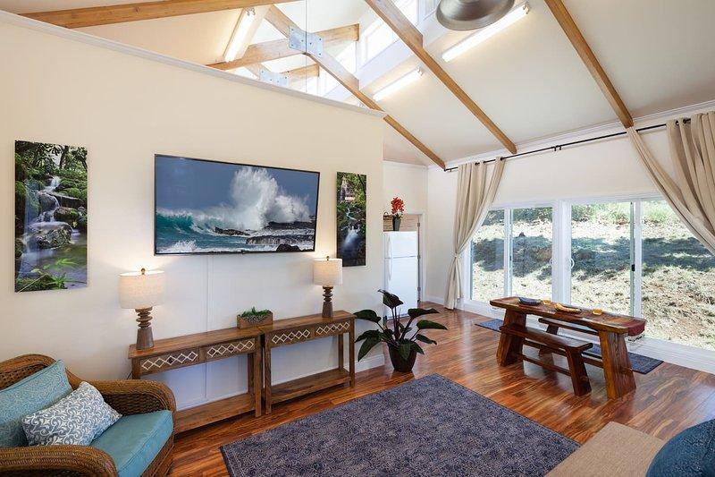 Mauna Kea Cottage, vacation rental in Kapaau