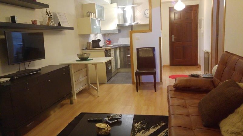 Apartamento de 1 habitacion en Guarda, A (Casco Ur, casa vacanza a O Rosal