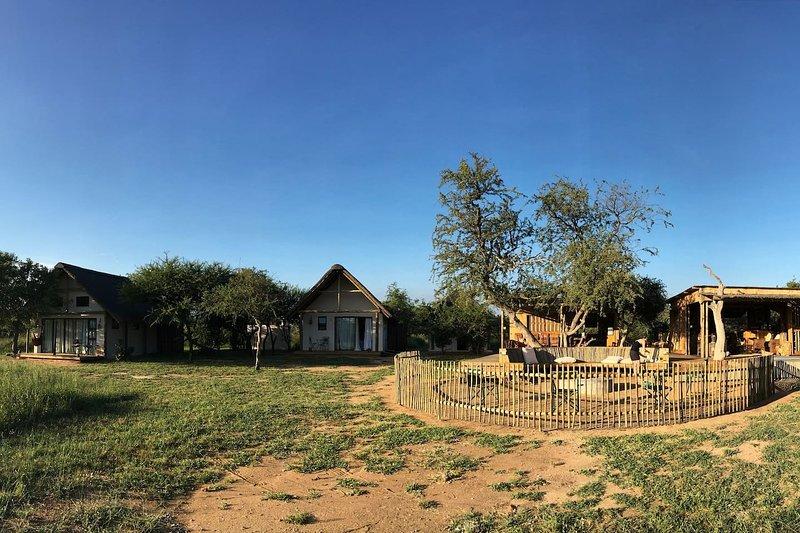 Nyumbani Estate Big 5 Safari Camp - Two double  Chalets, vacation rental in Limpopo Province
