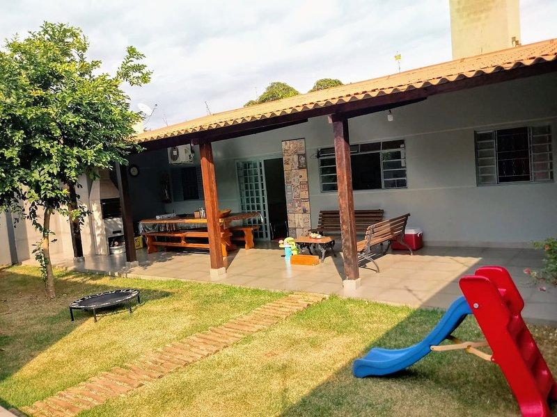 Dourados Guest Flat, holiday rental in Dourados