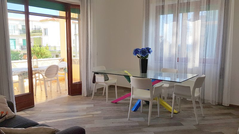 Sognando sul mare, holiday rental in Minturno