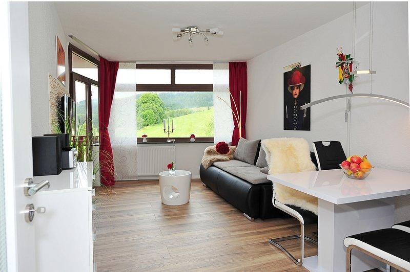 Ferienwohnung Bollenhut Deluxe Appartement, vacation rental in Schluchsee