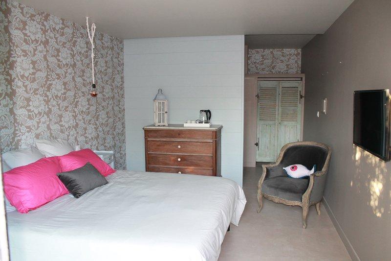 chambre l'alizé, location de vacances à Saint-Quay-Portrieux