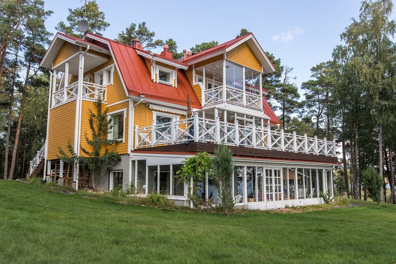 Villa Harald, alquiler vacacional en Southwest Finland