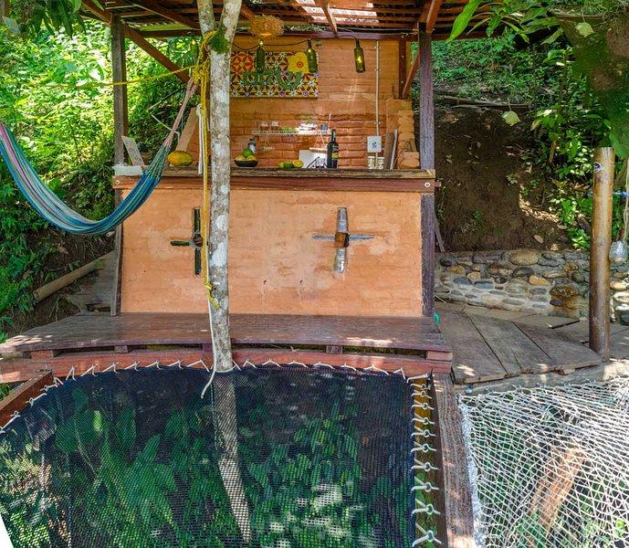 Doble Room in Casas Colibri hostal, holiday rental in La Tigrera