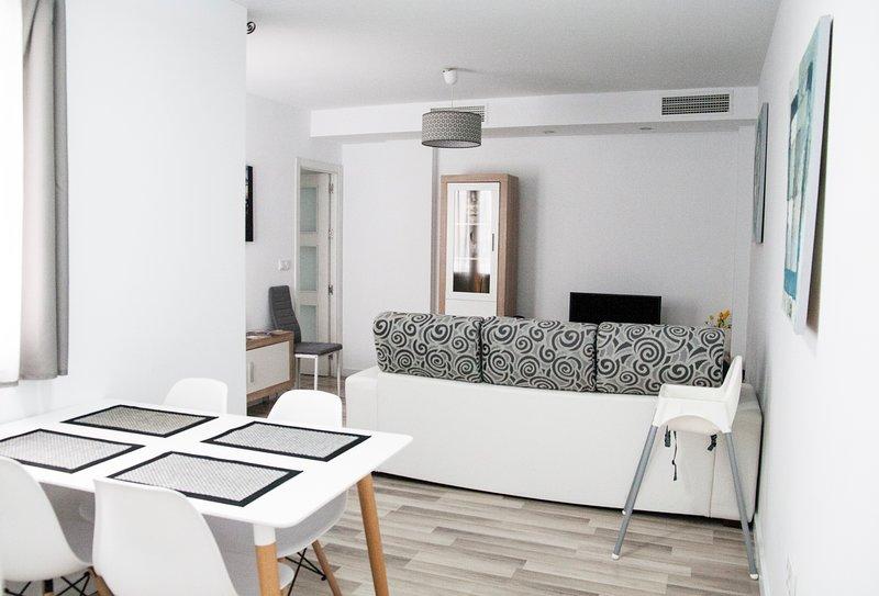 Apartamento Damasco, alquiler de vacaciones en Córdoba