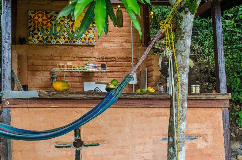 MINCA Mirador Colibri, holiday rental in La Tigrera