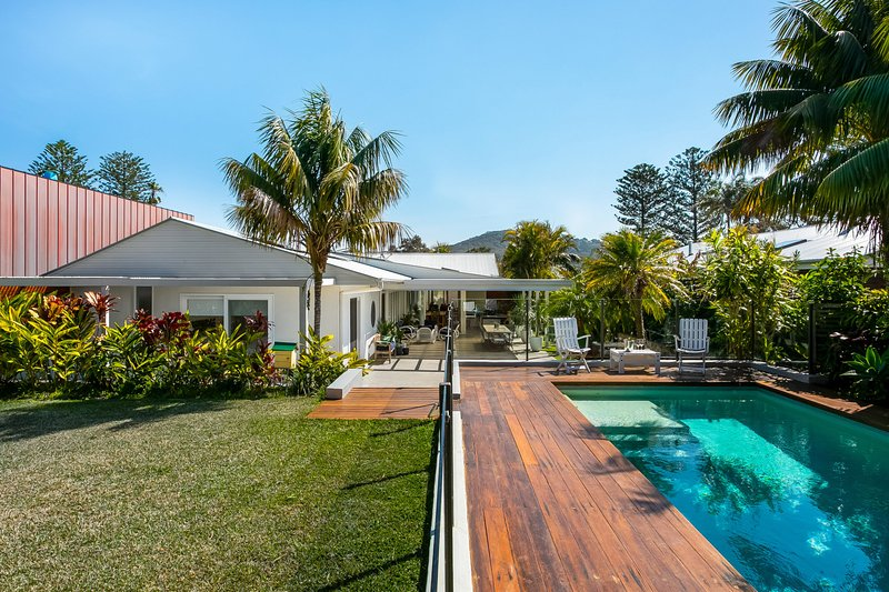 Tropical Oasis - Avalon Beach, NSW, vacation rental in Avalon Beach