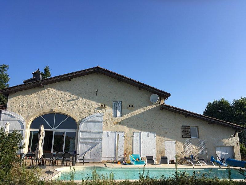 Les Séquoias, chambre Merlot, holiday rental in Cessac