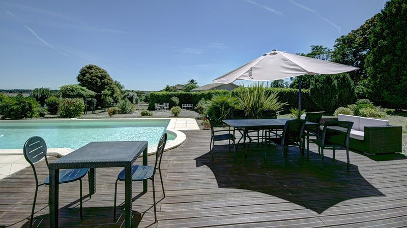 Les Séquoias, chambre Cabernet, holiday rental in Coutures