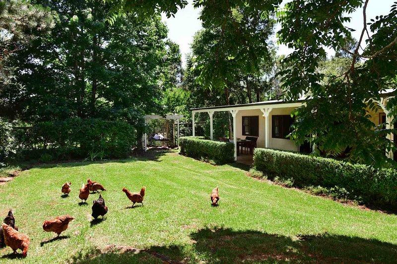 Goditi la vita di campagna a Fleur Farm Cottage