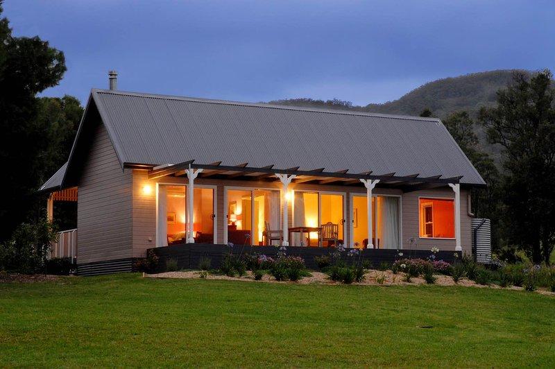 Jumbuck Cottage, alquiler vacacional en Bellawongarah