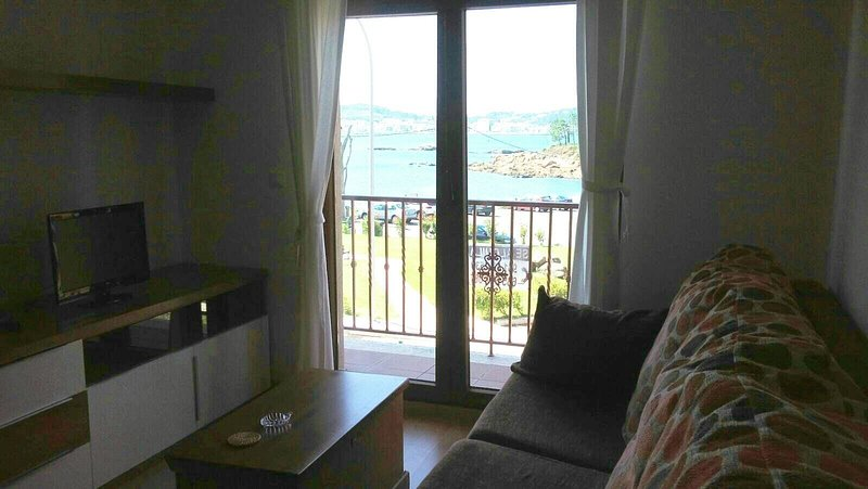 Nice apartment with sea view, holiday rental in Serans