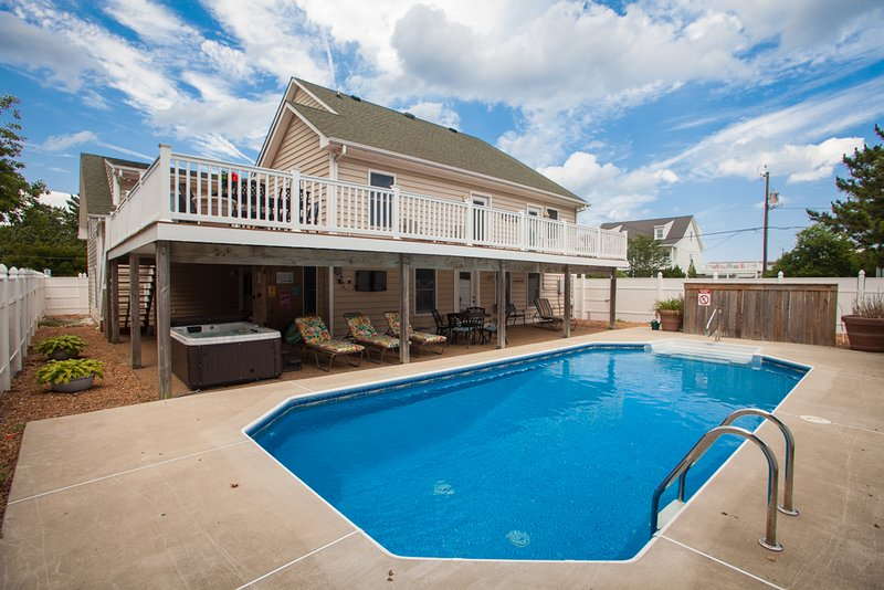 Virginia Beach Vacation Home Rentals With Private Pool
