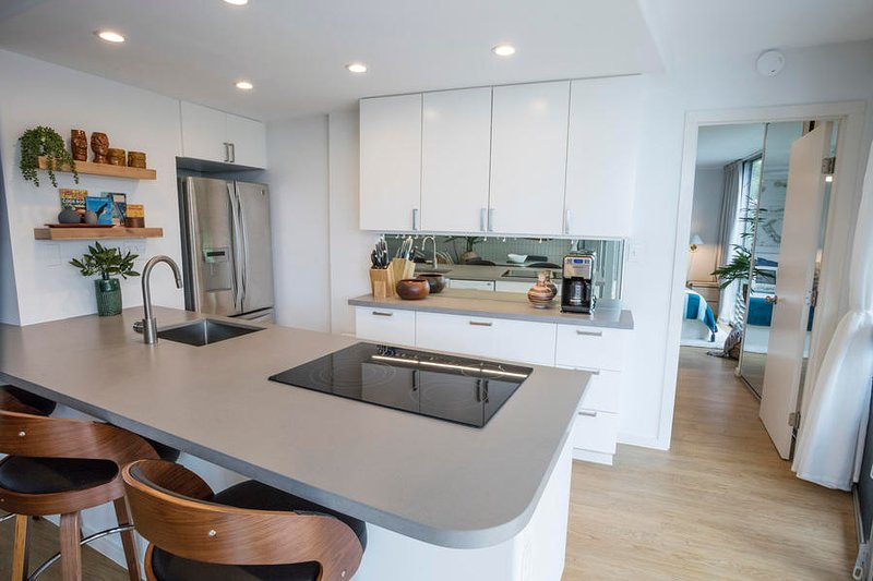 Beautiful Location-Completely Remodeled -  Kamaole Nalu #201, vacation rental in Maui