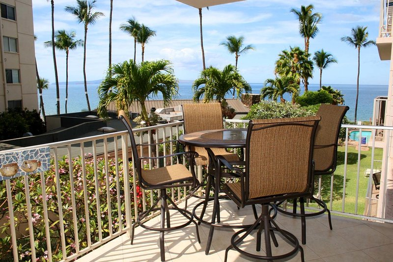 Lovely 2 BDRM Ocean View Condo  - Kamaole Nalu #301, vacation rental in Kihei